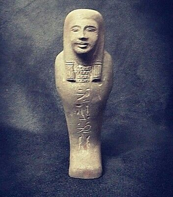 Rare Ancient Egyptian USHAPTI  (1500-1000 BC))