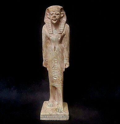 Rare Ancient Egyptian Ramesses New Kingdom ( Repaired ) ((1549to1069 BC))