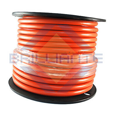 WELDING CABLE 35mm² DOUBLE INSULATED CABLE 2 GAUGE GENUINE TYCAB 155A AMP 5M