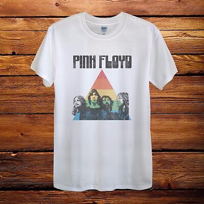 Pink Floyd Rock Dave Gilmour Syd Barret Maso Design T-Shirt Men Women Fitted Top