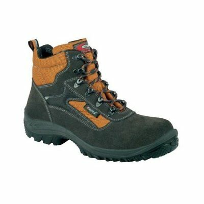 """Cofra 63691-000.W43 Size 43 S1 P SRC """"Lubeck"""" Safety Shoes - Grey"""