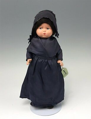 Effanbee 1936 Pennsylvania Dutch Grumpy Mennonite Woman Doll