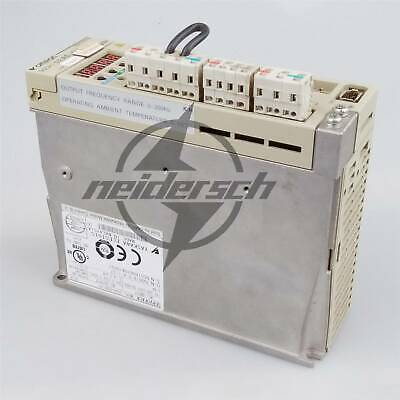 Used Yaskawa SGDH-02AE-OY Servo Drives Tested