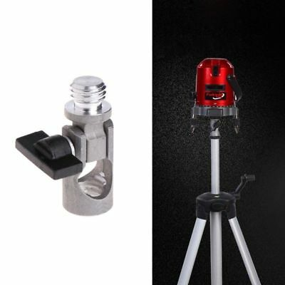 5/8 Inch Angle with Tripod Rotary Laser Levels Dual Slope Adjustment Bracket Rod