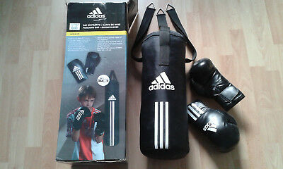 adidas Boxsack Boxen Boxing Set JUNIOR PACK TOP !