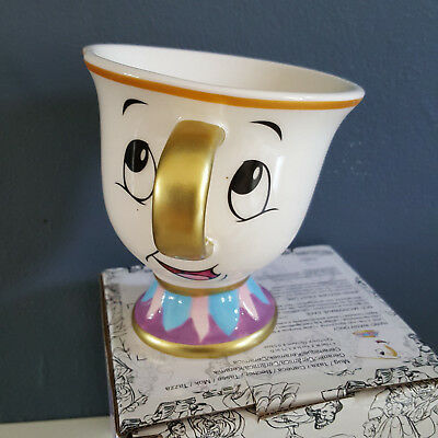 FREE P&P Primark Beauty and The Beast Chip Teacup Cup Mug BNIB UK STOCK