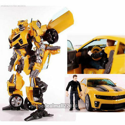Transformers Autobot Revenge ROTF Bumblebee Sam Figure Alliance Action Figure GL