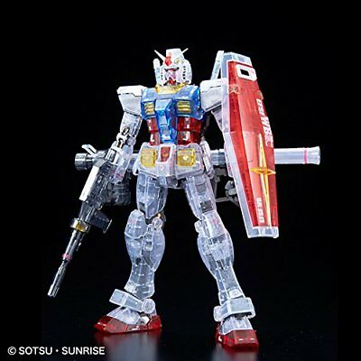 MG 1/100 Gundam-based limited RX-78-2 Gundam Ver.3.0 [Clear Color]