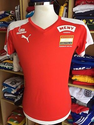 MATCHWORN Trikot Konnerud IL (164)#9 Puma Shirt Jersey Norwegen Norway XL Youths