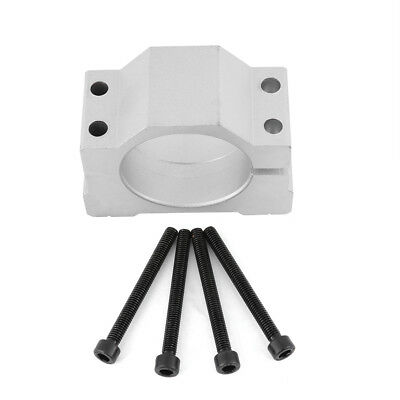 52/65mm Spindle Motor Mount Bracket Clamp for 3D Printing CNC Engraving Machine