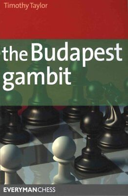 The Budapest Gambit by Timothy Taylor 9781857445923 (Paperback, 2009)