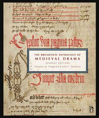 The Broadview Anthology of Medieval Drama 9781554810567 (Paperback, 2012)