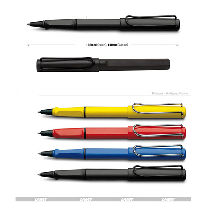 2017 Limited Lamy Safari Roller Ball Pen School Business Office 15 colors New