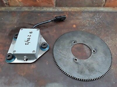Timberwolf / Entec Wood Chipper Old Style Stress Control Unit Good Working Order