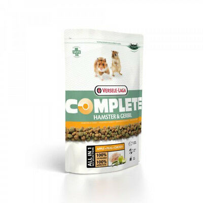Croquettes Versele Laga Hamster Complete pour hamsters Sac 2 kg (DLUO 6 mois)