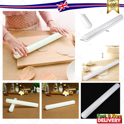 """9"""" of 22cm NonStick Rolling Pin Bake Cake Pie Dough Decoration Fondant Icing NEW"""