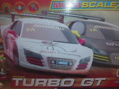Micro Scalextric G1118 Turbo GT