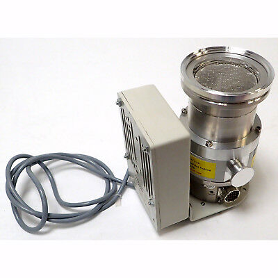 PFEIFFER TPH 062 / TPH062 PM P02 090 -A, TURBOMOLECULAR VACUUM PUMP 62 l/s + FAN