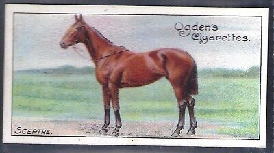 Ogdens-Racehorses Horse Racing-#31- Sceptre