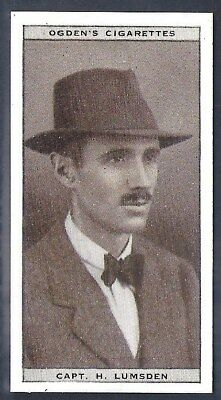 Ogdens-Steeplechase Celebrities-#23- Top Quality Horse Racing Card!!!