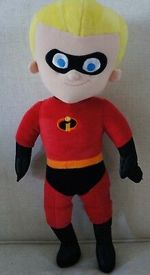 Disney Store Exclusive The Incredibles Talking Dash Plush Doll/Toy