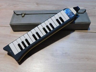 vintage HOHNER MELODICA PIANO 26 hooter melodika Deutschland 1960`