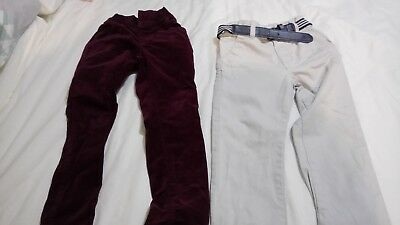 Boys trousers Next age 4-5