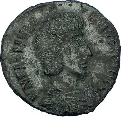 JULIAN II the Apostate Philosopher as Caesar 355AD Ancient Roman Coin i65754