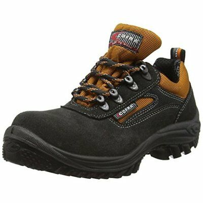 """Cofra 63522-003.W36 Size 36 S1 P SRC """"Kassel"""" Safety Shoes - Grey"""
