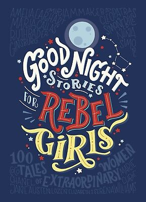 New book Good Night Stories for Rebel Girls Hardcover by Francesca & Elena