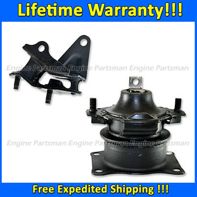 M229 Engine Motor Mount For 03-07 Honda Accord 2.4L Front /& Rear For Auto Trans