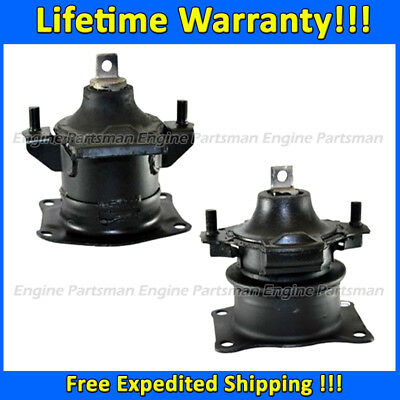 Engine Mount For 03-07 Honda Accord 3.0 V6 Hydraulic Auto Rear A4527 AT 3.0L A//T