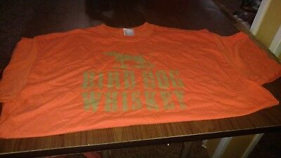 Bird Dog Whiskey T-shirt size XL
