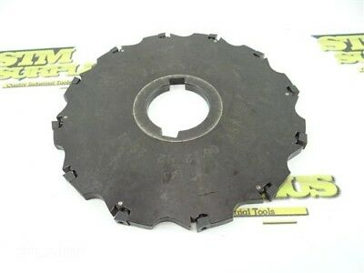 "Valenite Indexable Milling Cutter 1/4"" X 6"" Model Vst06212253"