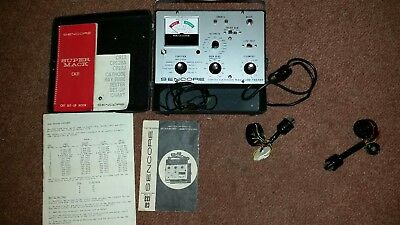 Sencore CR 133 Cathode Ray Tube Tester