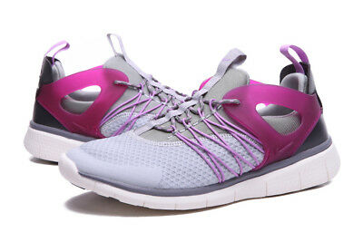 12f5aee6a697a WOMEN S NIKE FREE Viritous Running Shoes Size US 7 (725060 002 ...