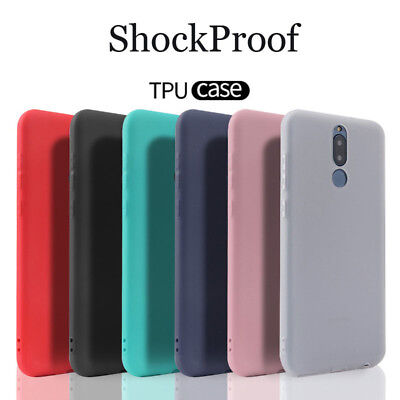For Huawei Mate 20 10 Pro Lite TPU Silicone Ultra Thin Frosted Back Cover Case