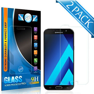 100% Genuine ITEC Tempered Glass Screen Guard Protector for Samsung A3 2017 A320