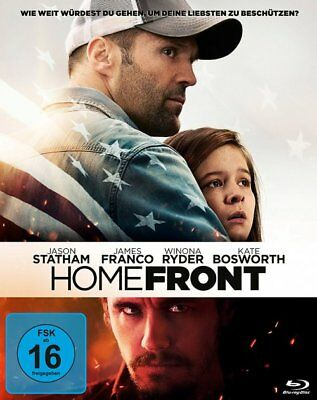 Homefront - Jason Statham - Winona Ryder - Limited Collectors Edition - Blu Ray