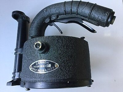 Vintage Morse Code Signal & Search Light Marine Maritime From Canada Year 1940