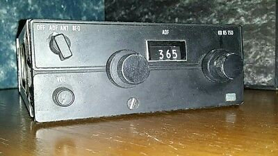 King Radio Corp. Receiver KR85 ADF untested