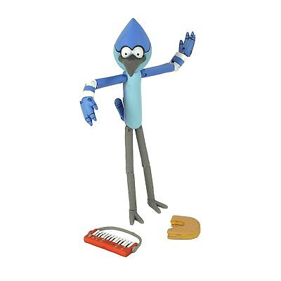 """Regular Show Mordecai 5"""" Action Figure with Accessories"""