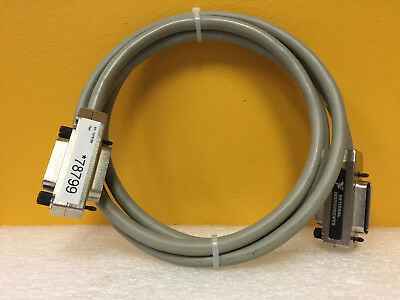 National Instruments 763061-02 Rev: C 2m Length, Double Shielded GPIB Cable