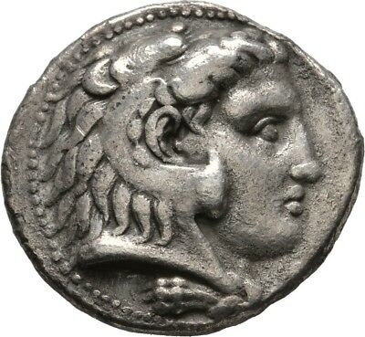 Lanz Kingdom Macedon Alexander Great Tetradrachm Memphis Greek Silver §cct2527