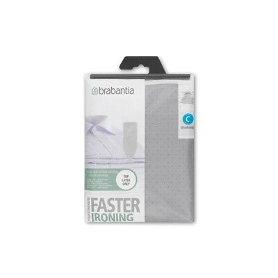 Brabantia Ironing Board Cover Metalised (Assorted) 124 x 45cm