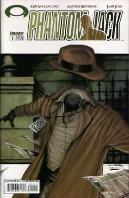 Phantom Jack #1 in Near Mint - condition. FREE bag/board
