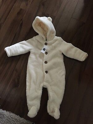 Baby Girl Winter Clothes 3-6 Months GAP