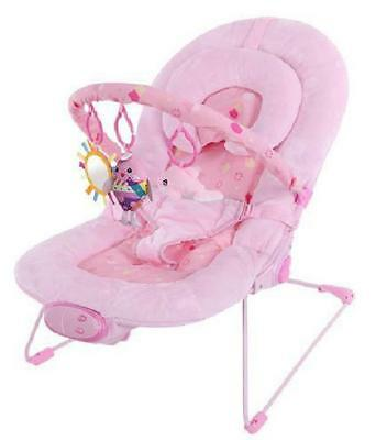 New Baby Rocking Bouncer Chair Outdoor Cradle Rocker Seat Bouncy UK Fast Deliver