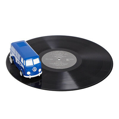 Record Runner - World's Smallest Portable Record Player (V2.0) Dodger Blue