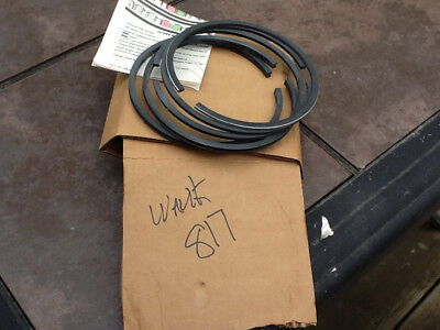 Waukesha, Oliver, Tractor 66,77,1550 With 817. Std. Piston Rings